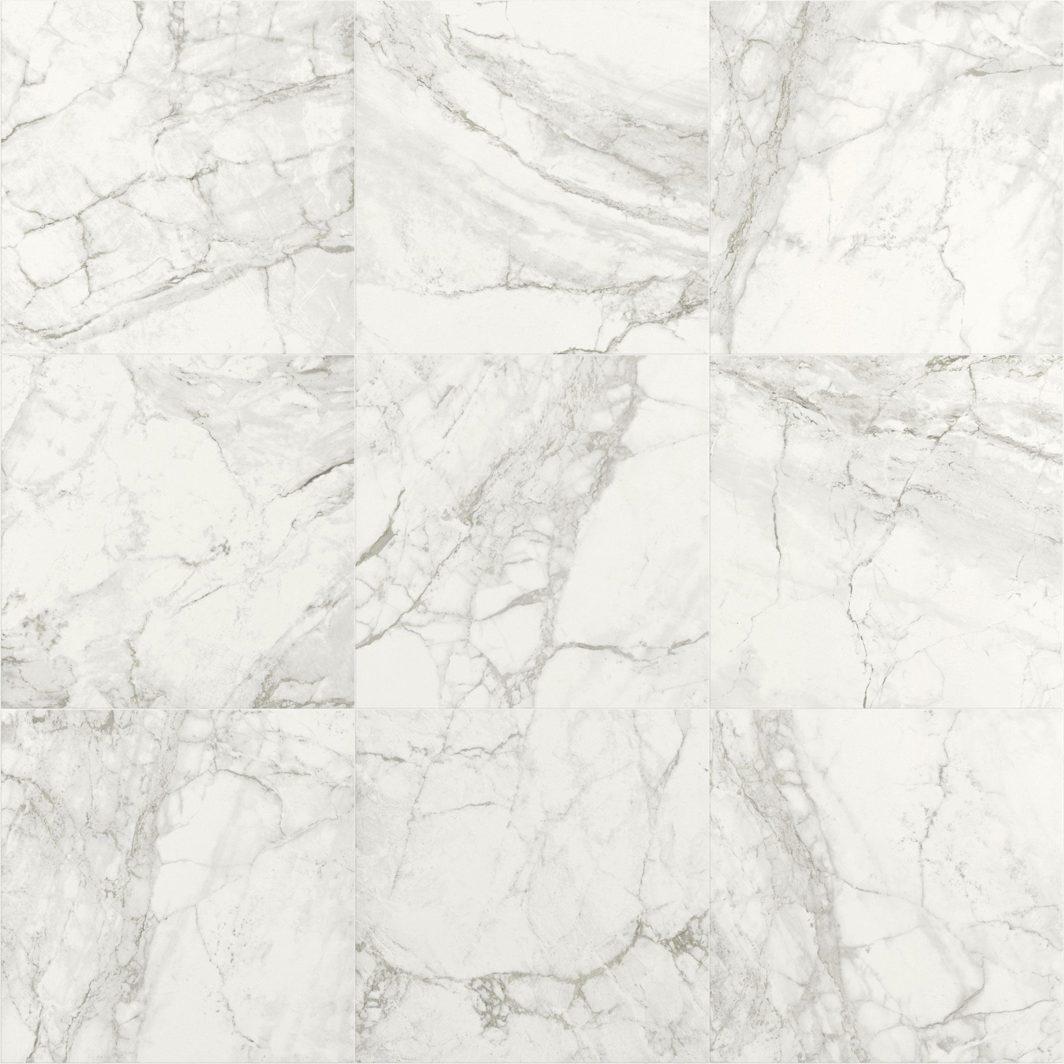 Pamesa Luni Blanco Gres Marmuropodobny Szkliwiony Polerowany 60x60