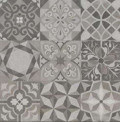 Argenta Powder Decor Cold Gres Patchwork Matowy 60x60 - okazja!